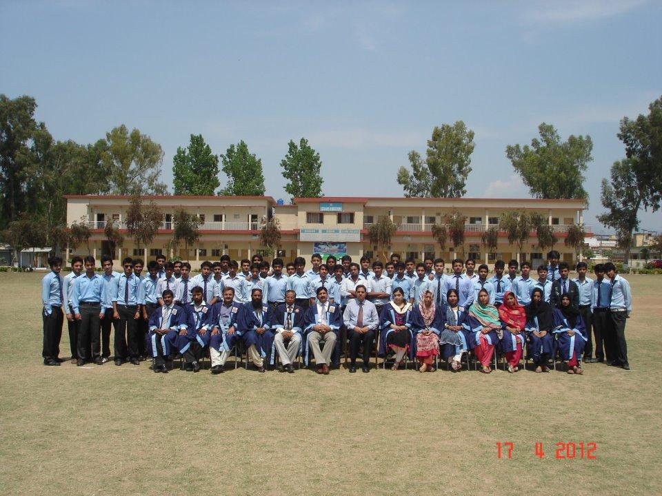 HSSC BATCH 2010-12 Group Photo.
